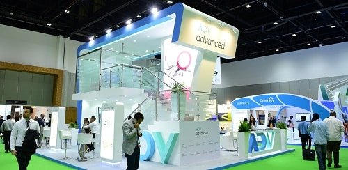 Advanced at FM Expo Saudi Clean Expo Saudi