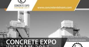 Concrete Expo Vietnam 2017