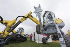 maskinexpo construction machinery fair