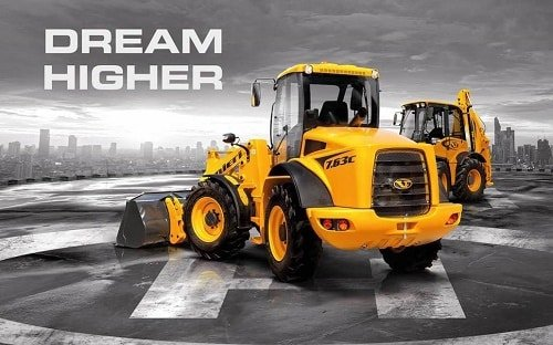 samoter construction machines