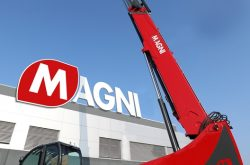 CONEXPO 2017  – Magni Launched new RTH 6.46SH!