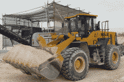 SDLG wheel loaders provide rock-solid reliability at Qatar quarry