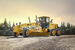 SDLG launches new variable horsepower graders in Middle East and Africa