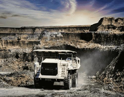Terex Trucks TR100