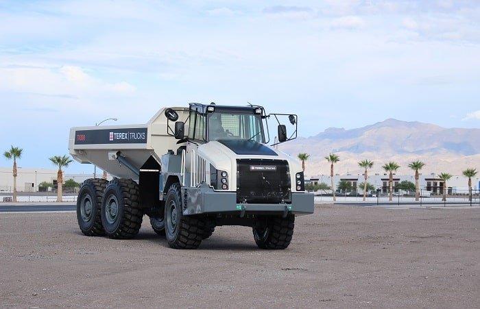 Terex Trucks Gen 10 TA30