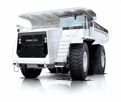 terex trucks kazcomak