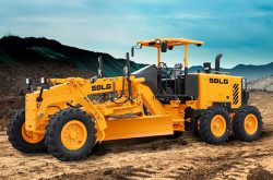 SDLG to showcase popular and proven road building technology at Excon 2017