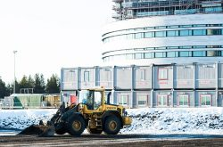 VOLVO CE PRESENTS THE SECOND EPISODE OF 'THE MEGAPROJECT LISTING': MOVING THE CITY OF KIRUNA