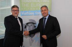 Enrico Prandini is new CECE President