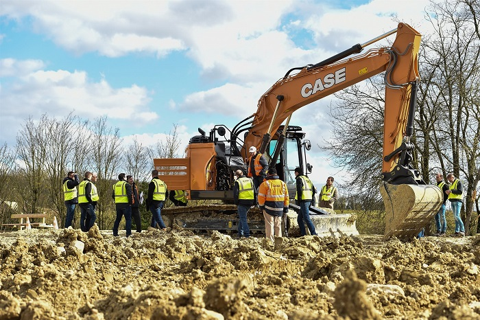 Case Construction Intermat Press Release