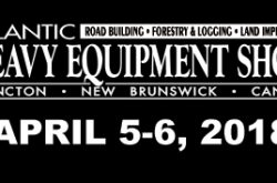 Maritimes' Largest Heavy Equipment Show Gears up for Another Big Year