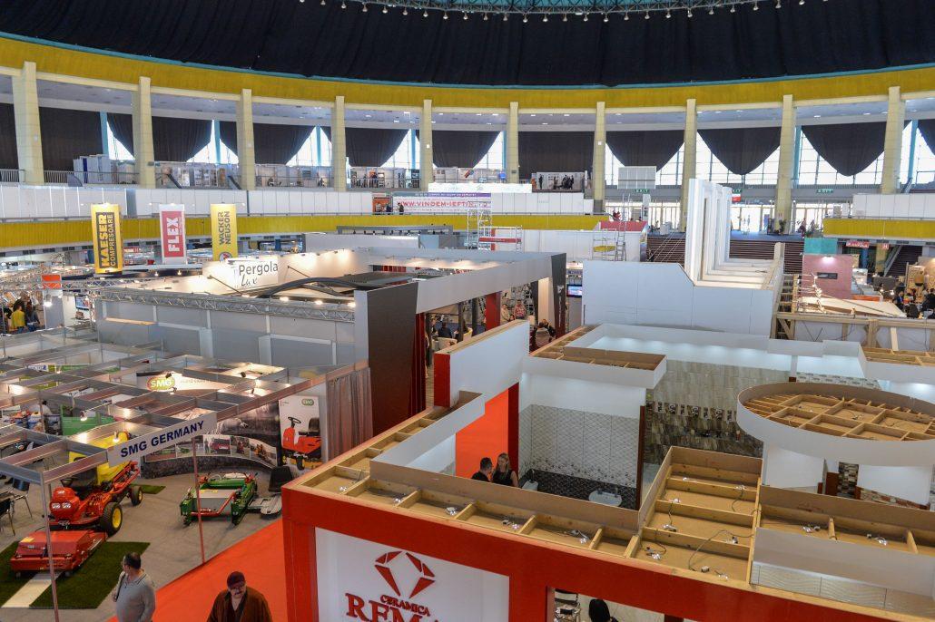 construction trade fair romania