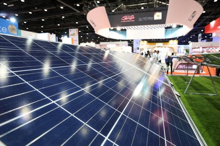 world of solar energy fair