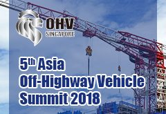 Full Slate of Coverage Dedicated to Off-Highway Vehicle Markets across Asia