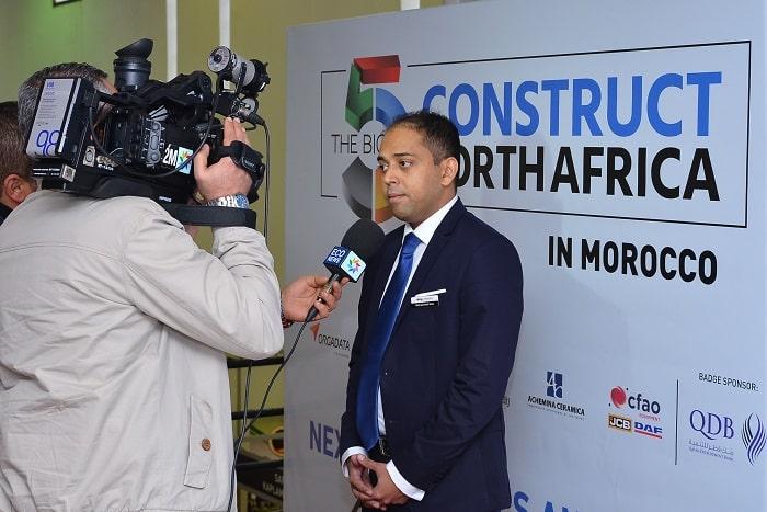 Morocco construction fair