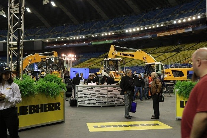 Liebherr Expo Grand Travaux