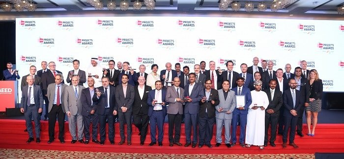 Commitment to excellence high among stakeholders of GCCs award winning projects