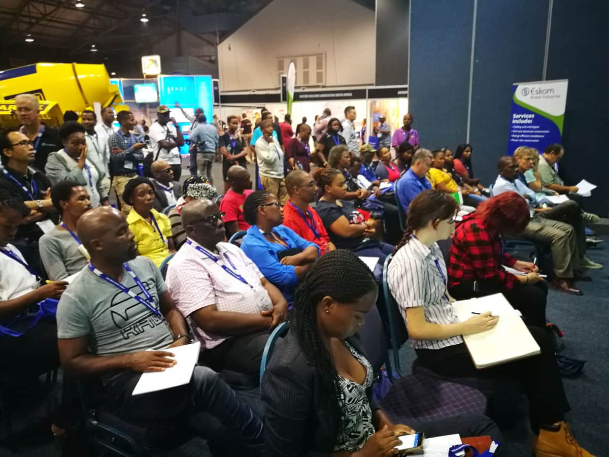 construction event south africa