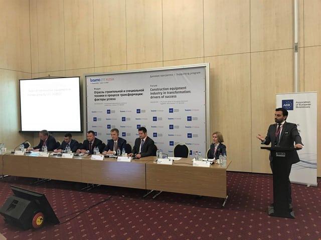 russian equipment market press release