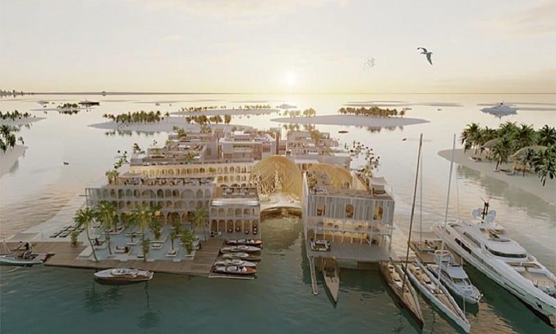 Floating Venice