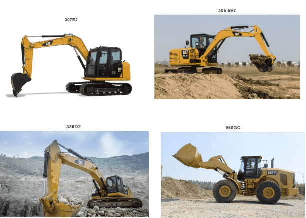 Caterpillar with its latest products to Aggregates China 2018