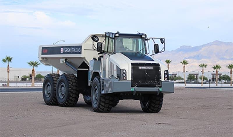 Terex Trucks PR