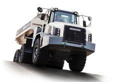 Upgraded Terex Trucks TA300 offers 5% fuel efficiency improvement