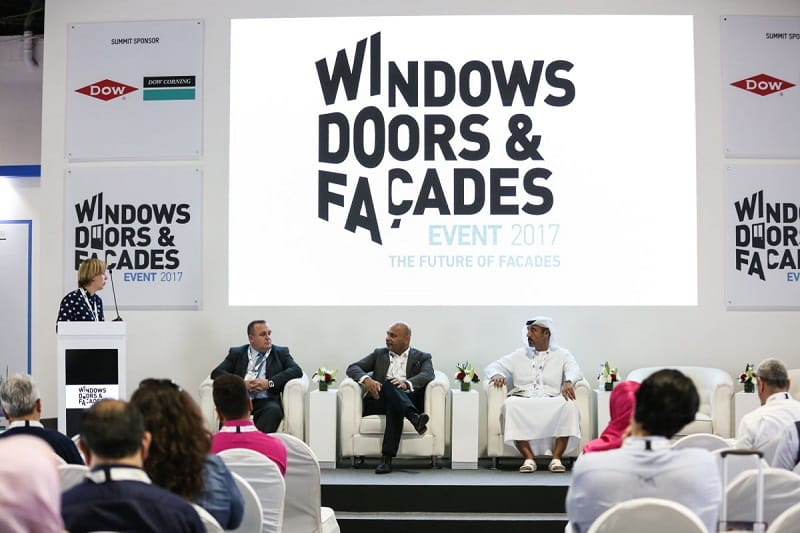 windows doors and facades