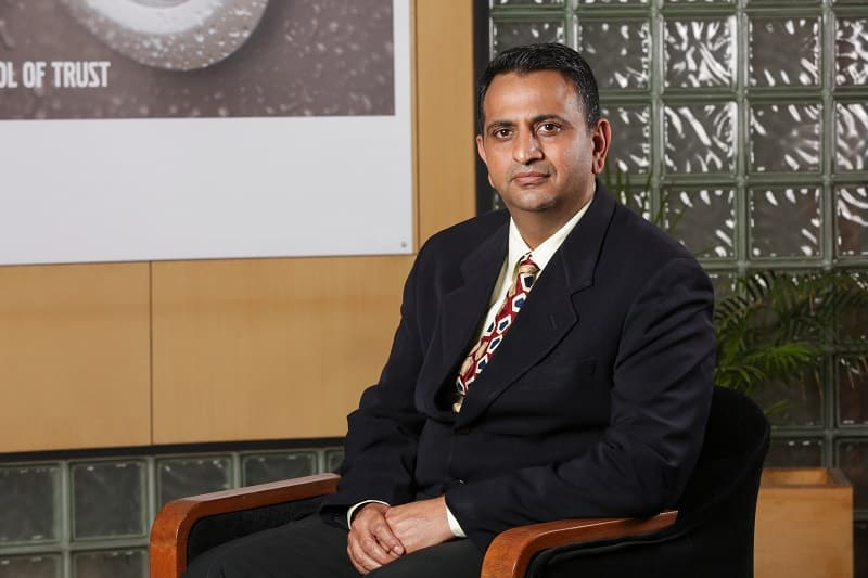 Surat Mehta SDLG head of business in India