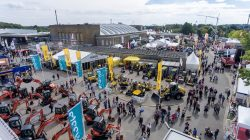 NordBau 2018: Fascinating construction machines, current focal points, great atmosphere and full exhibition aisles made the 63rd edition of NordBau a great success!