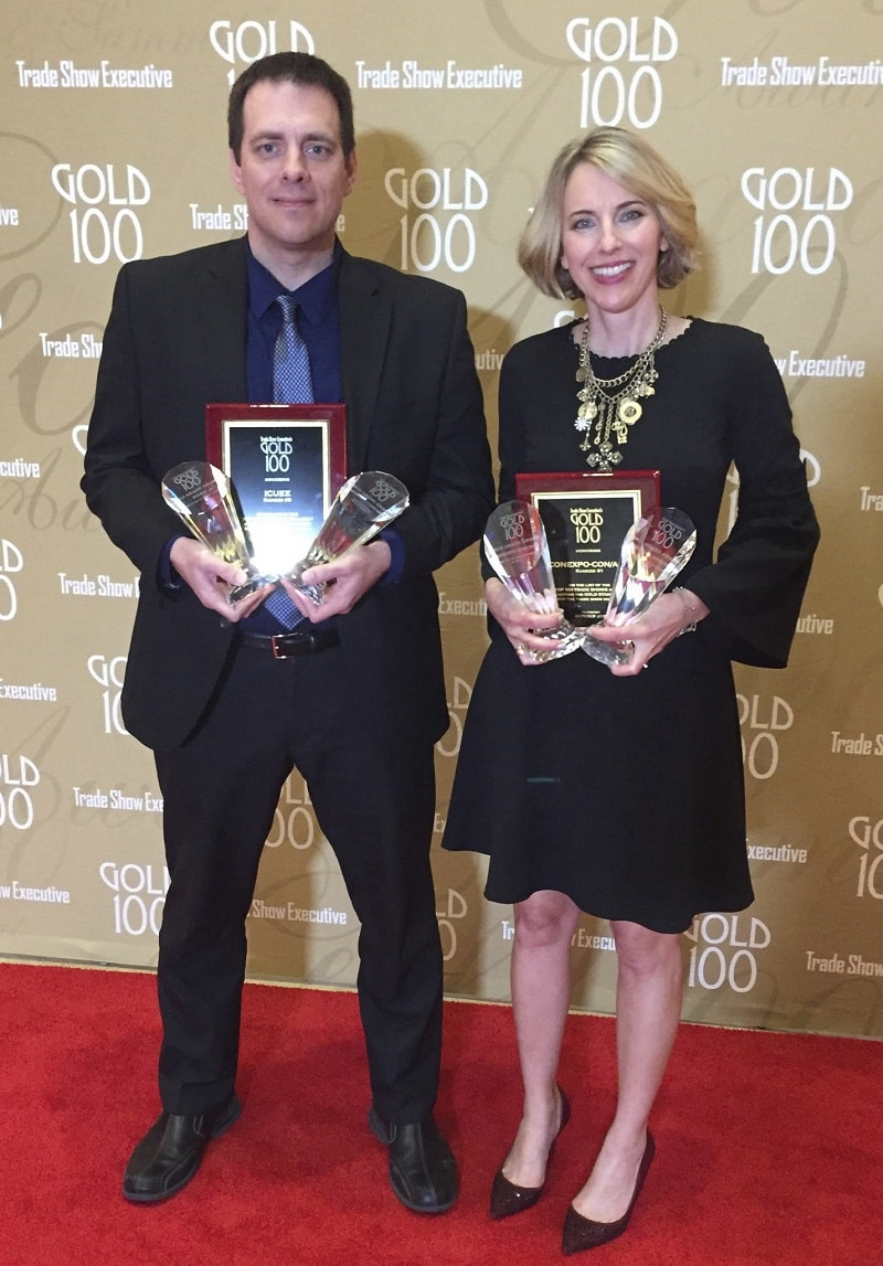 AEM Gold 100 Awards
