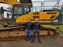 Hyundai appoints TBS Plant Ltd as new construction equipment dealer