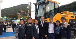 Volvo CE Celebrates 20 years of World Class Excavator Development in Korea