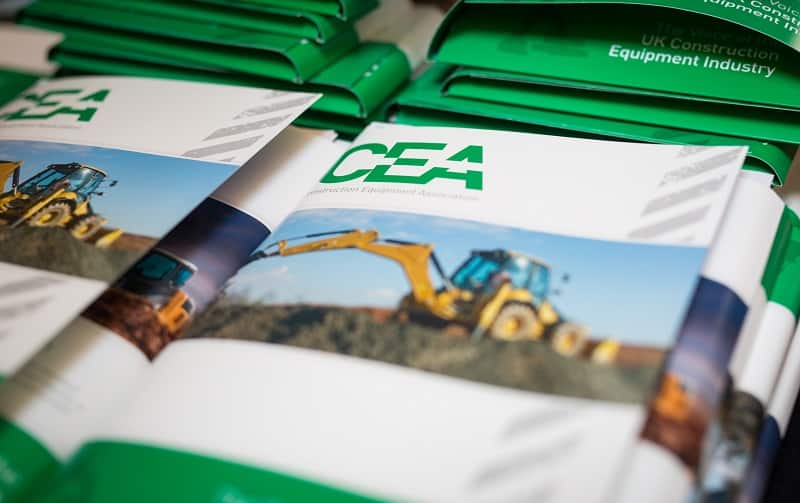 CEA Construction Equipment Association UK Press