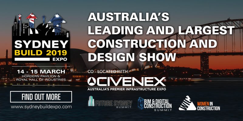 australia s leading and largest construction and design show