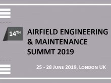 14th Airfield Engineering & Maintenance Summit 2019
