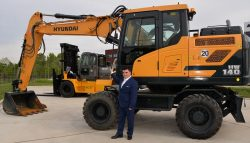 Hyundai Construction Equipment Europe appoints new Senior Sales Manager for Construction Equipment Europe