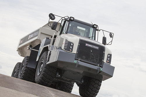 Terex Trucks