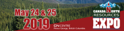 Northern Canada's Resources Sectors in  Focus at Expo in Prince George Next Month