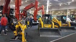 Thousands Attend Canada's Largest Heavy Equipment Trade Show in Mississauga