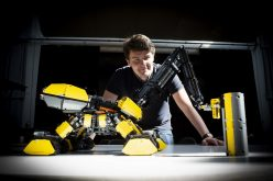 New Exhibition Celebrates Machines of the Future – Build in Lego Bricks