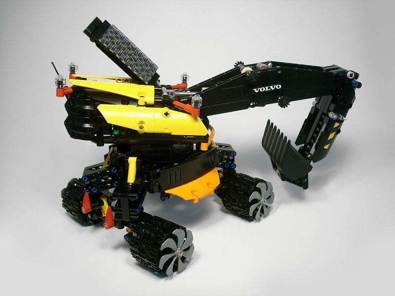 Volvo Lego