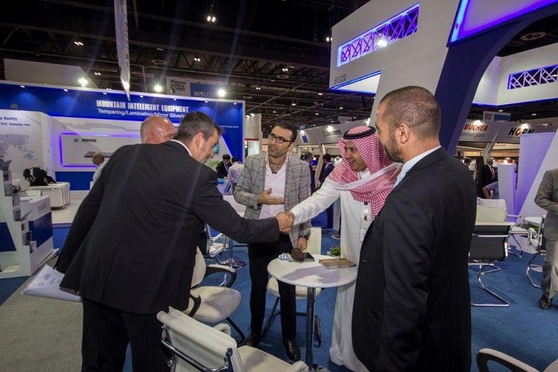 gulf glass dubai expo