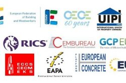 """""""Construction 2050 – Building tomorrow's Europe today"""": Construction stakeholders call for a new policy framework"""