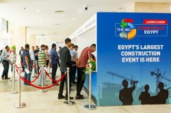Egypt's Largest Construction Event to be Held under the Patronage of H.E. Dr. MOSTAFA MADBOULY, PRIME MINISTER OF EGYPT