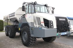 Terex Trucks' TA300 returns to NordBau in Germany