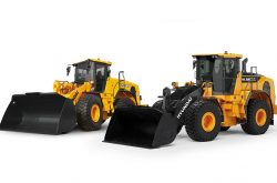 Hyundai Construction Equipment Europe (HCEE) reveals all-new look for A-series machines during annual dealer conference