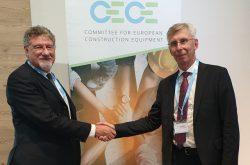 Niklas Nillroth takes over CECE Presidency