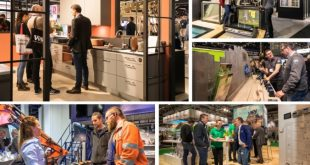 Nordbygg Swedish Construction fair