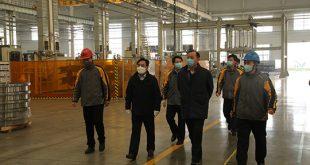 SDLG factory reopens following Coronavirus pandemic